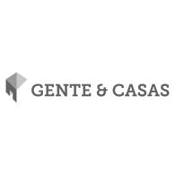 Logo of Gente & Casas