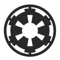 Logo of Galactic empire