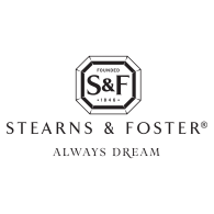 Stearns and foster logo Glen Terrace Logo Of Stearns amp Foster Brands Of The World Stearns Foster Brands Of The World Download Vector Logos And