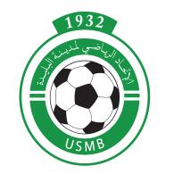 Logo of USM Blida
