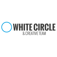 Logo of White CIrcle & Creative Team
