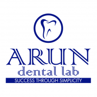 Logo Of Arun Dental Business India Download The Vector