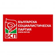 Logo of BSP Bulgaria