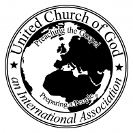 Logo of United Church of God