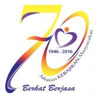 Logo of JKM 70 Tahun