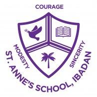 Logo of St. Anne's School