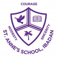 Logo of St. Anne's School