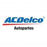 Logo of AC Delco Autopartes