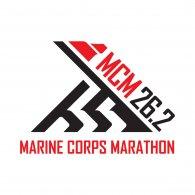 Image result for marine corps marathon logo
