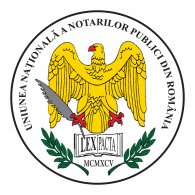 Logo of Uniunea Nationala a Notarilor Publici din Romania
