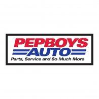 Logo of Pep Boys Auto