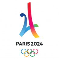 Logo of Paris 2024