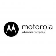 Logo of Motorola a Lenovo Company