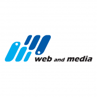 Logo of Web and media