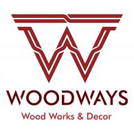 Logo of Woodways Wood Works & Decor