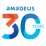 Logo of Amadeus 30 years