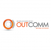 Logo of Outcomm Out of Home Advertising