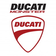 Logo of Ducati Monster