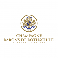 Logo of Champagne Barons de Rothschild