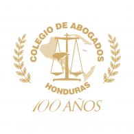 Logo of Colegio de Abogados de Honduras 100 años