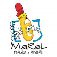 Logo of Papelería Maral Zamora