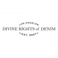 Logo of Divine Rights of Denim