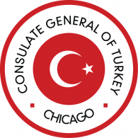 Logo of Consulate General of Turkey - Chicago