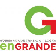 Logo of Gobierno que Trabaja y Logra en Grande
