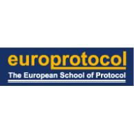 Logo of Europrotocol The European School of Protocol