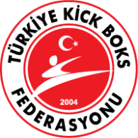 Logo of Türkiye Kick Boks Federasyonu