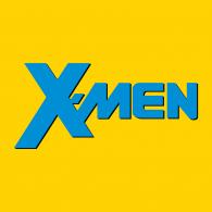 Logo of X-men new logo