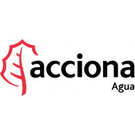 Logo of Acciona Agua