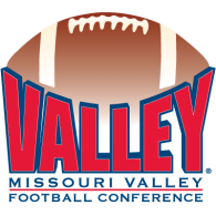 Logo of Missouri Valley Football Conference