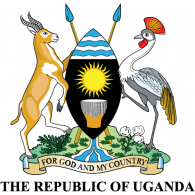Logo of The Republic of Uganda