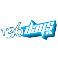 Logo of 136 days
