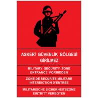 Logo of Askeri Bölge