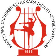 Logo of Hacettepe Universitesi Konservatuvar