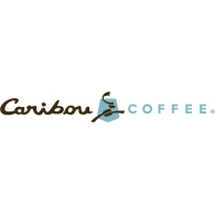 caribou coffee brands of the world� download vector