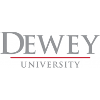 Logo of Dewey University