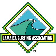 Logo of Jamaica Surfing Association