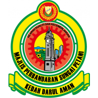 Logo of Majlis Perbandaran Sungai Petani