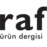 Logo of RAF Ürün Dergisi