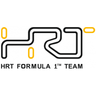 Logo of HRT Formula 1 Team