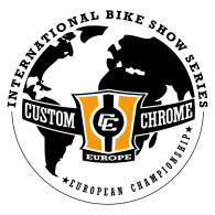 Logo of Custom Chrome Europe Show