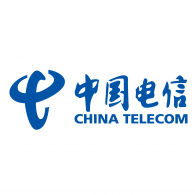 Logo of China Telecom