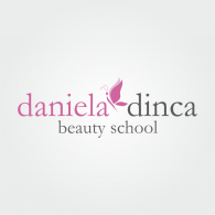 Logo of Daniela DInca Beauty School