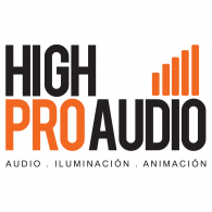 Logo of High Pro Audio Guatemala