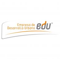 Logo of Empresa de Desarrollo Urbano, EDU