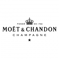 Logo of Moët & Chandon