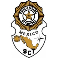 Logo of Policia Federal de Caminos